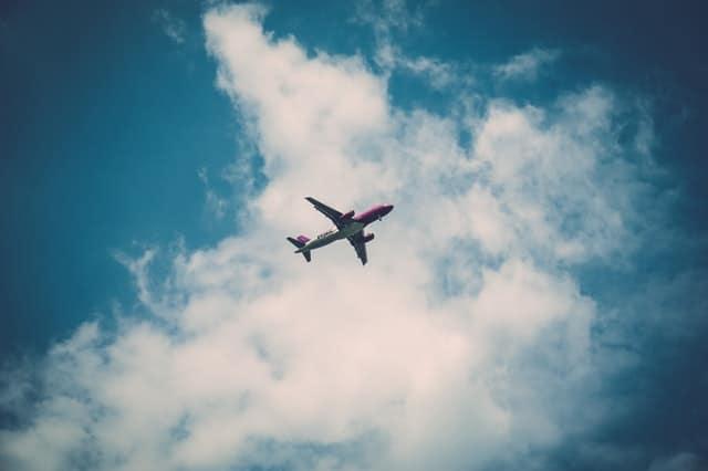 Airplane ear in Las Vegas