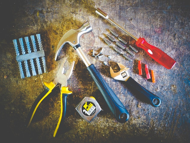 Tools to repair your hearing aid